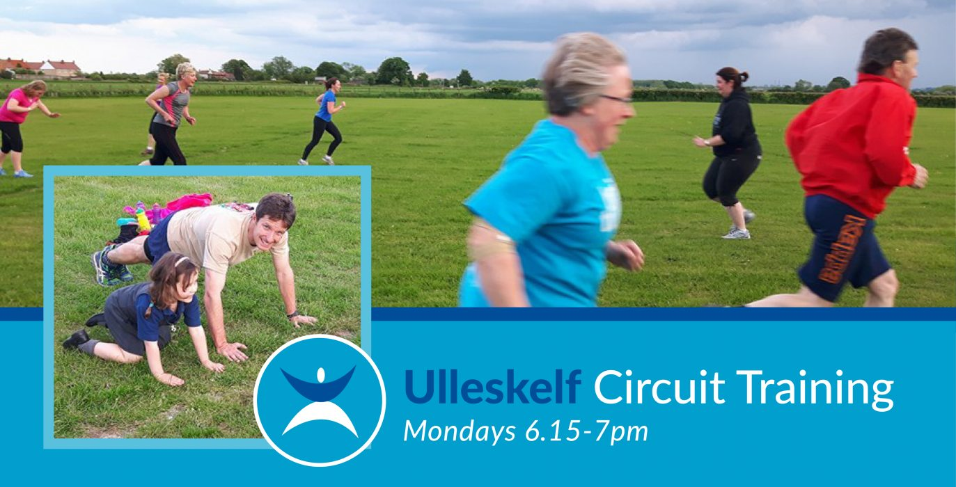 Ulleskelf Circuit Training @ Ulleskelf