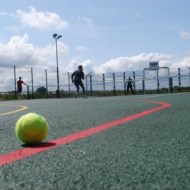 MUGA Tennis Courts