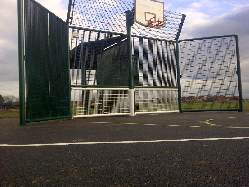 Basketball Area