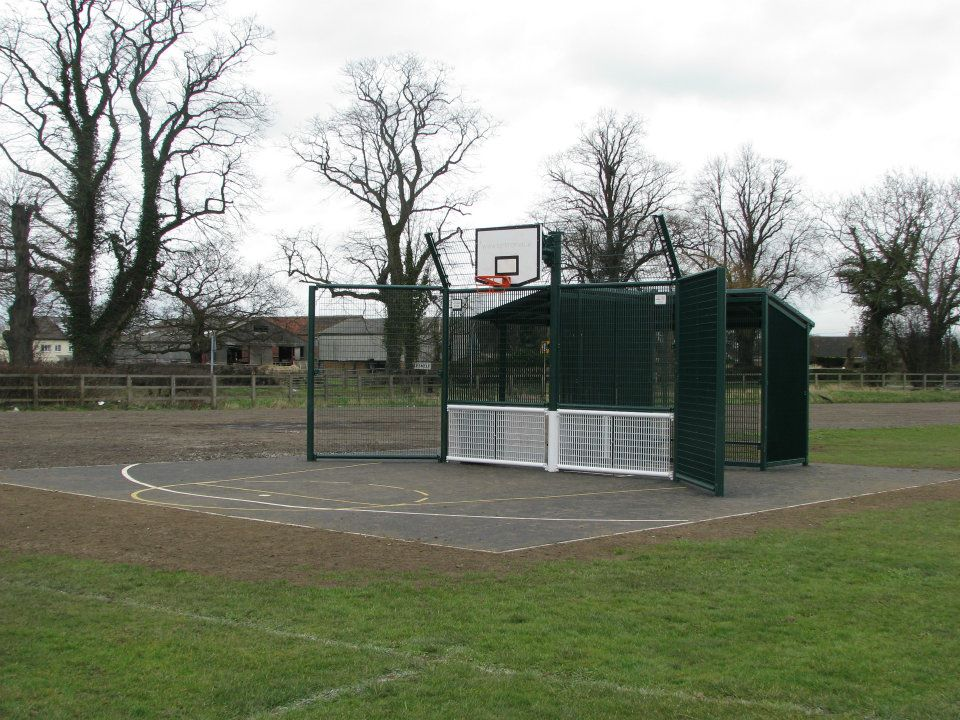 Older Children' Basketball Area