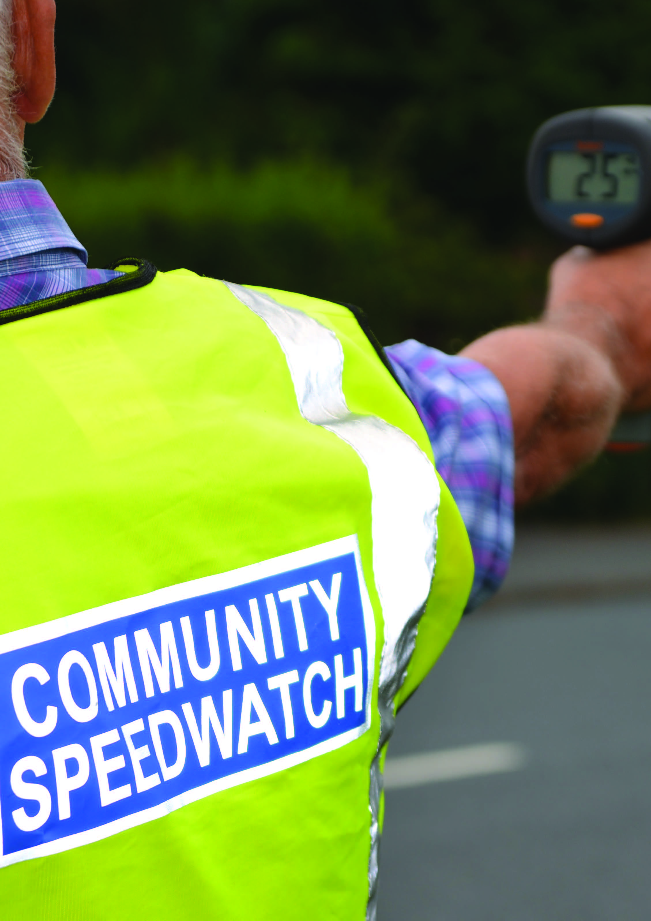 WANTED: Speed Watch Volunteers