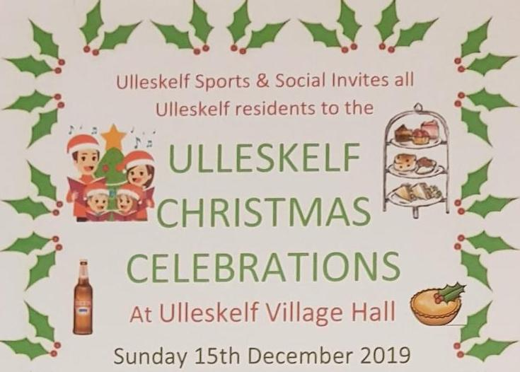 Ulleskelf Christmas Celebrations