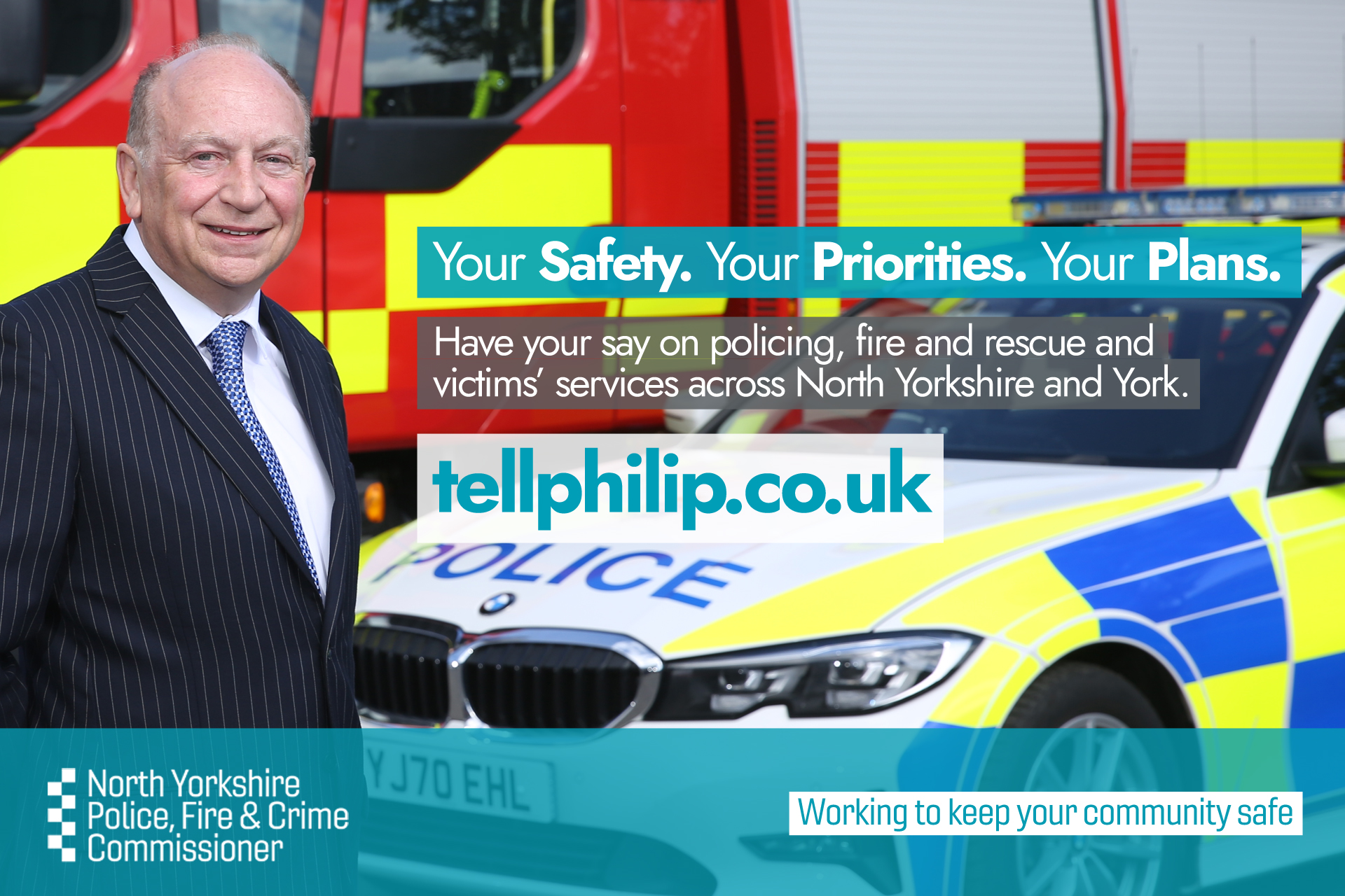 Police Fire and Crime consultation