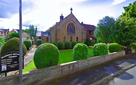 Ulleskelf, Methodist Chapel