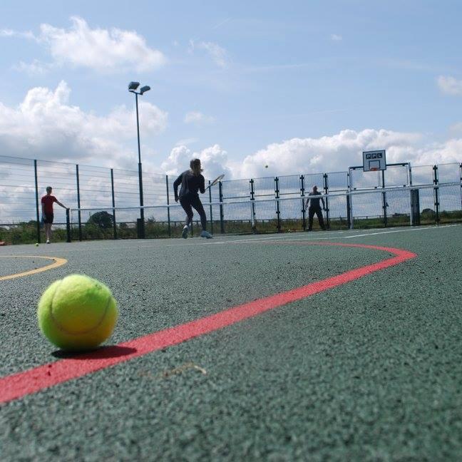 MUGA Tennis Courts